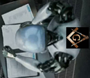 Hidden Freemason Sign I Robot Movie 2004